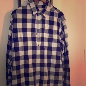 Mens Merona Flannel Shirt